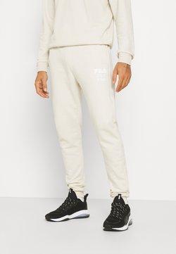 Fila - GAVIN PANTS - Jogginghose - beige