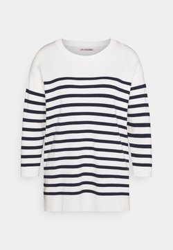 Anna Field - Jersey de punto - off-white/blue