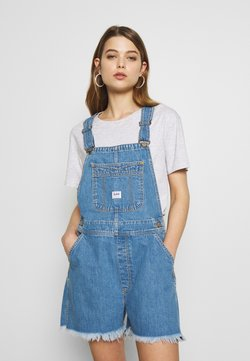 Lee - BIB - Dungarees - light mesa