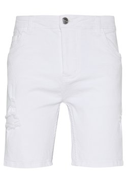 Good For Nothing - Jeansshort - white