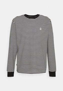 Obey Clothing - ICON FACE TEE - Langarmshirt - black multi