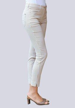 Alba Moda - Stoffhose - beige,off-white