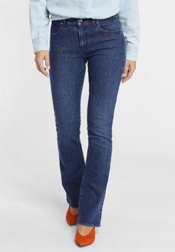 Wrangler - Jeans bootcut - dark blue