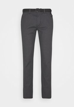 TOM TAILOR DENIM - STRUCTURED  - Chinot - anthracite