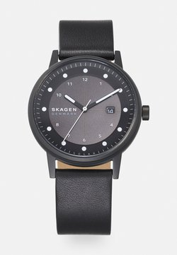 Skagen - UNISEX - Rannekello - black