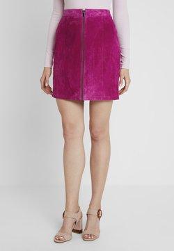 Vila - Mini skirt - begonia pink