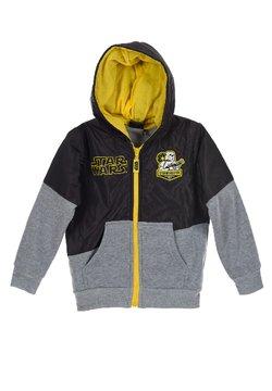 Star Wars - Sweatjacke - grau