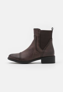 Anna Field - Bottines - dark brown