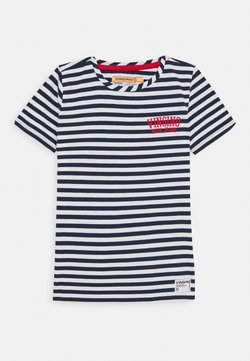 Vingino - HALUK - T-shirt imprimé - dark blue