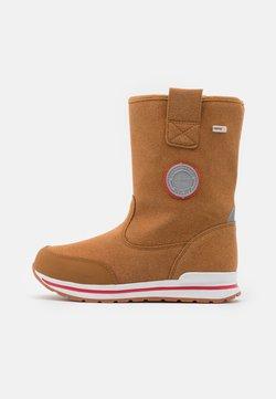 Reima - REIMATEC BOOTS DOME UNISEX - Buty trekkingowe - cinnamon brown