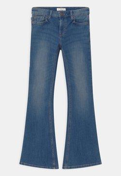 Lindex - Bootcut jeans - dark denim