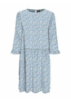Vero Moda - Vestito estivo - cashmere blue