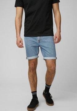 Produkt - Jeansshort - light blue denim