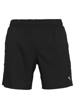 Puma - SWIM MEN MEDIUM - Short de bain - black