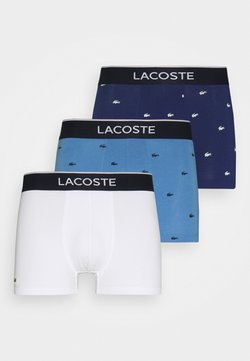 Lacoste - 3 PACK - Pants - methylene/turquin blue/white