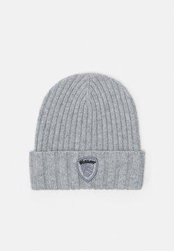 Blauer - BASIC HAT UNISEX - Huer - nebbia melange
