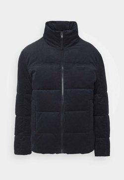 Jack & Jones - JORCORDUROY PUFFER - Winterjacke - dark navy