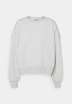 Gestuz - RUBI  - Sweater - light grey melange