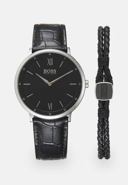 BOSS - SET - Montre - black
