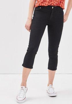 Cache Cache - SCHLANKE EINFARBIGE BASIC-HOSE - Slim fit jeans - black