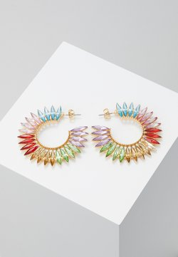 ONLY - ONLWOLVO EARRING - Ohrringe - gold-coloured