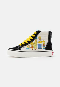 Vans - THE SIMPSONS SK8 ZIP - Korkeavartiset tennarit - multicolor