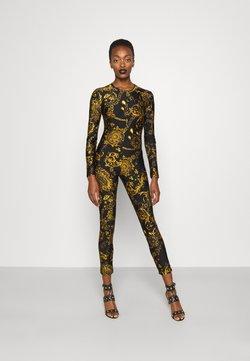 Versace Jeans Couture - GYM - Jumpsuit - black/gold
