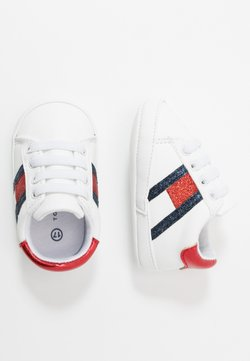 Tommy Hilfiger - Krabbelschuh - white/blue/red