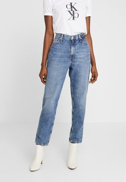 Calvin Klein Jeans - MOM JEAN - Jeans relaxed fit - ca050 mid blue