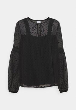 Vila - VIEDEE - Bluse - black