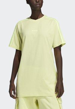 adidas Originals - Ivy Park 4 All 3 Stripe Tee - T-shirt print - yellwtint