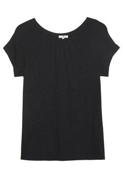 TOM TAILOR - CARMEN  - T-Shirt basic - deep black