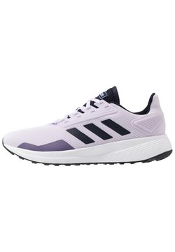 adidas Performance - DURAMO 9 - Hardloopschoenen neutraal - purple tint/legend ink/footwear white
