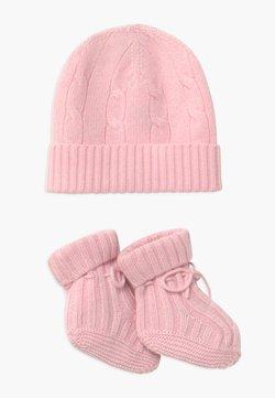 Polo Ralph Lauren - APPAREL ACCESSORIES SET - Mütze - morning pink