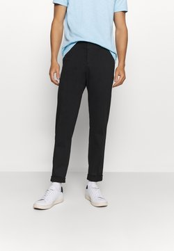 Tommy Hilfiger Tailored - FLEX SLIM FIT PANT - Chinot - black
