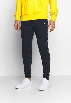 Champion - TAPE PANTS - Jogginghose - dark blue