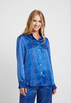 ASCENO - Pyjama top - cobalt multi