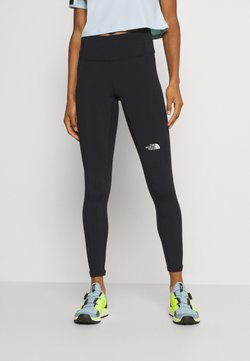 The North Face - WINTER WARM HIGH RISE - Tights - black