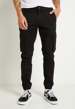 Only & Sons - ONSCAM STAGE CUFF - Cargohose - black