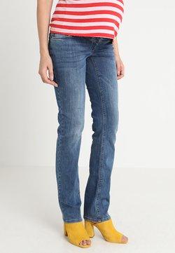LOVE2WAIT - GRACE - Straight leg jeans - stone wash