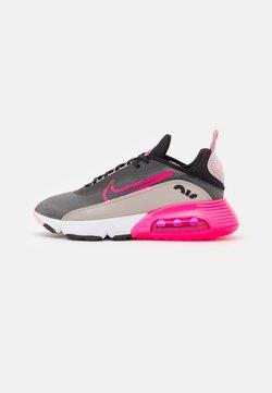 Nike Sportswear - AIR MAX 2090 WSI - Sneakers laag - black/hyper pink/arctic punch/white