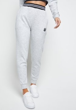 SIKSILK - Jogginghose - grey marl