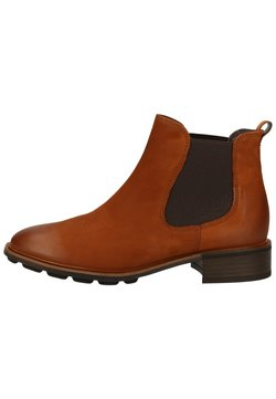 Paul Green - Ankle Boot - cognac-braun 007
