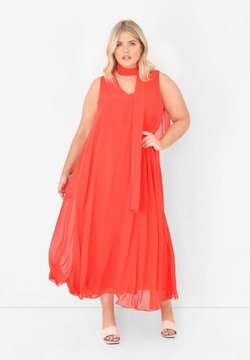 Live Unlimited London - Maxikleid - red