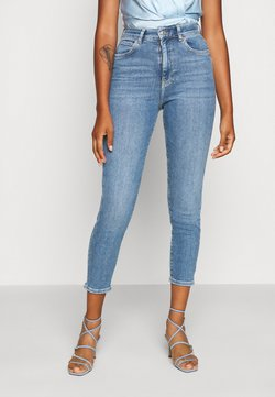Gina Tricot - COMFY MOM - Jeans Relaxed Fit - indigo blue