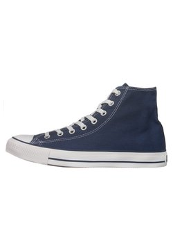 Converse - CHUCK TAYLOR ALL STAR - Sneakersy wysokie - dark blue