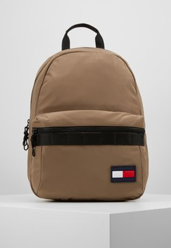 Tommy Hilfiger - BACKPACK - Reppu - grey