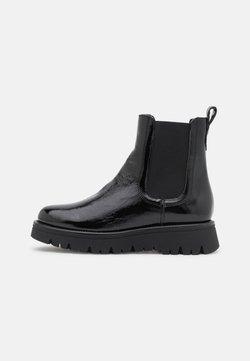 Marc O'Polo - CLEO - Platform ankle boots - black