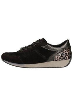 ara - Sneaker low - schwarz, titan 87