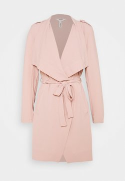 Object - OBJANNLEE JACKET  - Trench - misty rose